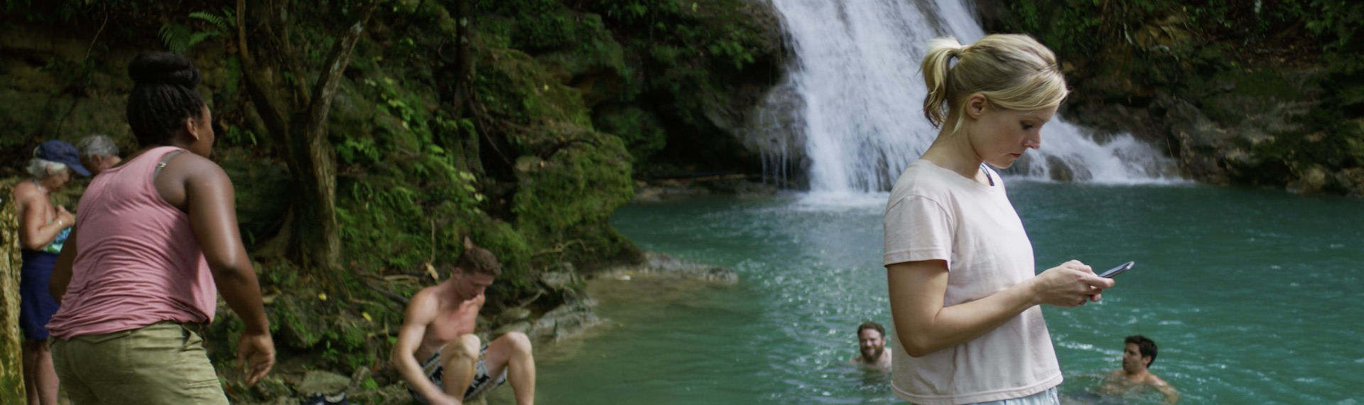 Blue Hole has long been a favorite of locals and visitors to Jamaica