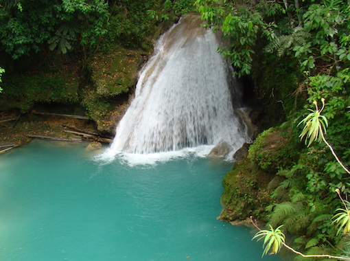 Explore the waterfalls on excursions and tours, Moon Palace Jamaica