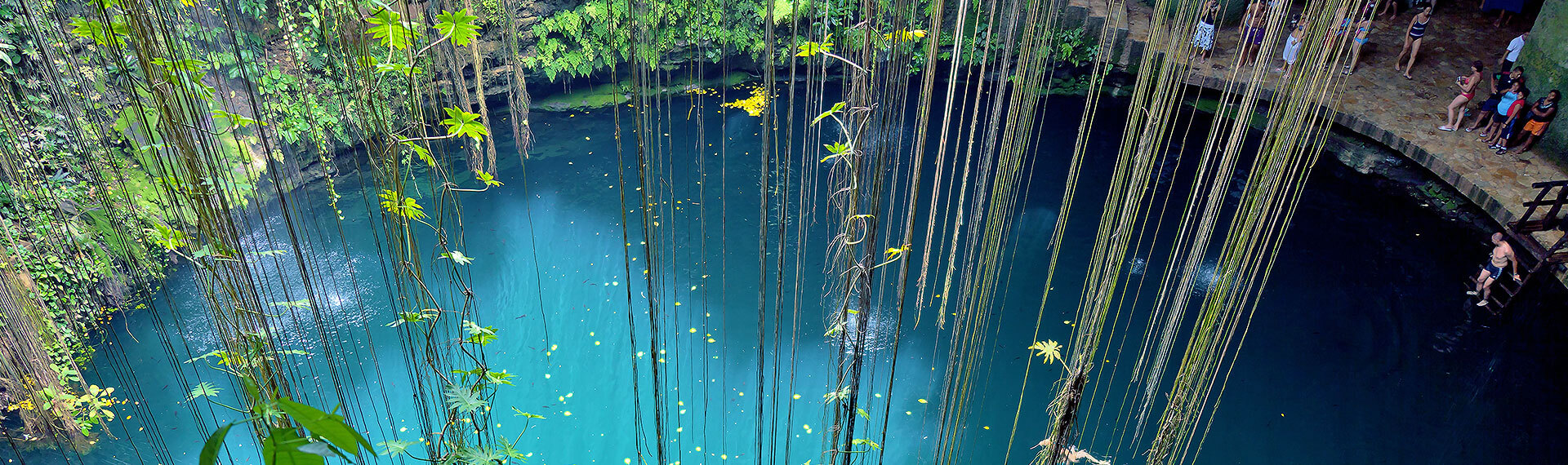 Tour the Sacred Cenote