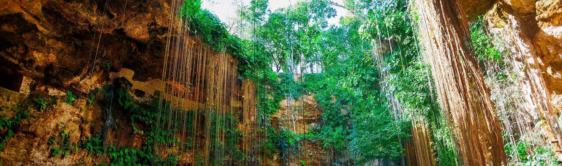 Mexican Caribbean, Riviera Maya, Mexican cenotes, Ruta de los Cenotes, Cancun cenotes photos, Cancun landsacapes