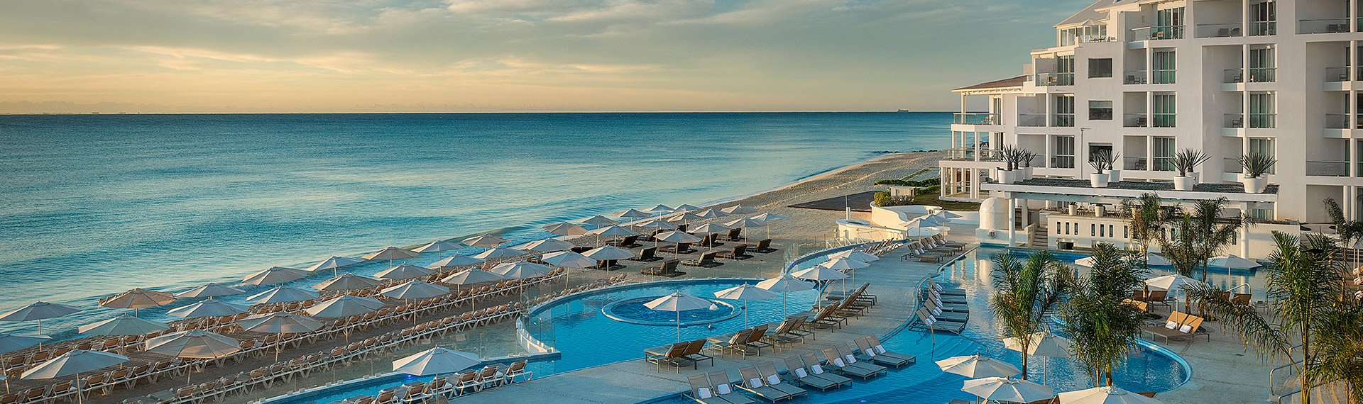 Amazing all-inclusive resort in paradise Playa del Carmen