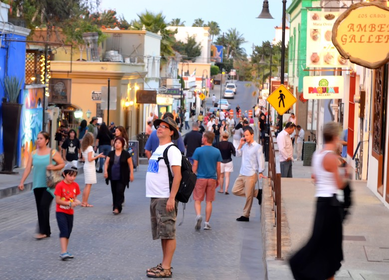 Art walk in Cabo, a holiday event that await for you