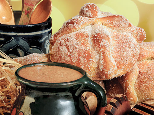 Pan de muerto, brad bones