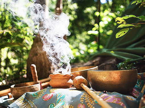 Purification ceremonies in Mexico