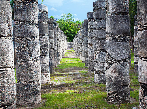 Know all the magic that surrounds the Mayan ruins in Chichen Itza