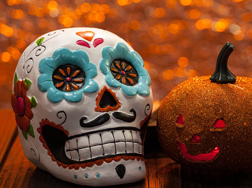 Day of Dead in Mexico, a Cancun activity that you don't miss