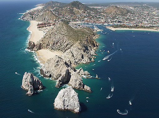Fishing contest in Los Cabos