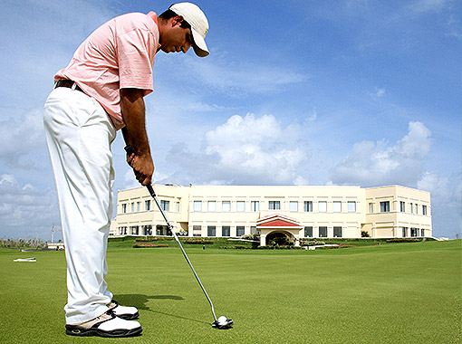 Golf Courses in Cancun