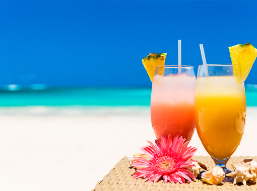 Enjoy the best Caribbean drinks in your summer holidays Labor Day