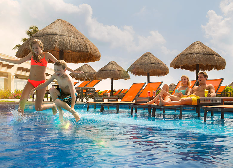 Resort all inclusive, your best option to Caribbean family vacation